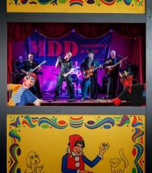Das fröhliche MDD-Mitmach-Theater